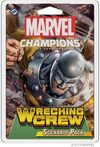 Marvel Champions: The Card Game - The Wrecking Crew Scenario Pack (Card Game)