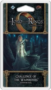 The Lord of the Rings: The Card Game - Challenge of the Wainriders Adventure Pack (Card Game) - Cover