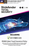Bitdefender - Total Security - 3 Devices (PC Download)