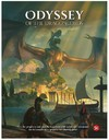 Odyssey of the Dragonlords - Core Rulebook (Role Playing Game)