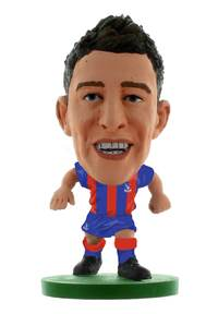 Soccerstarz - Crystal Palace Gary Cahill - Home Kit (Classic) Figure - Cover