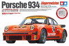 Tamiya - 1/12 - Porsche 934 Jagermeister (with Photo-Etched Parts) (Plastic Model Kit)