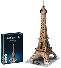 Revell - Eiffel Tower 3D Puzzle (39 Pieces)