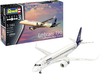 "Revell - 1/144 - Embraer 190 Lufthansa ""New Livery"" (Plastic Model Kit)"