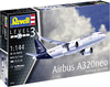 """Revell - 1/144 - Airbus A320 Neo Lufthansa """"New Livery"""" (Plastic Model Kit)"""