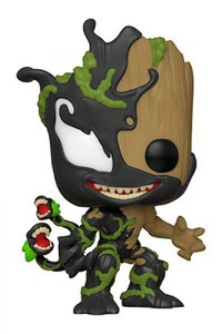 Funko Pop! Marvel - Marvel Venom - Venomised  Groot - Cover
