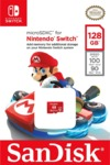 Sandisk MicroSDXC for Nintendo Switch - 128GB