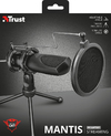Trust - GXT 232 Mantis Streaming Microphone