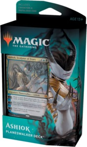 Magic: The Gathering - Theros: Beyond Death Planeswalker Deck - Ashiok (Trading Card Game) - Cover