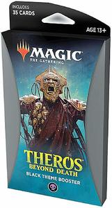 Magic: The Gathering - Theros: Beyond Death Theme Booster - Black (Trading Card Game) - Cover