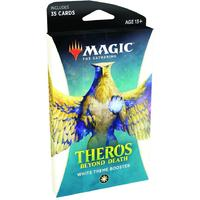 Magic: The Gathering - Theros: Beyond Death Theme Booster - White (Trading Card Game)
