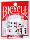 Bicycle - Set of 5 High-quality Bicycle Dice