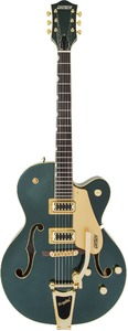 Gretsch G5420TG Limited Edition Electromatic Hollow Body Electric Guitar (Cadillac Green)