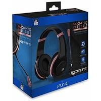 4Gamers - ABP PRO4-70 Rose Gold Headset - Black (PS4)