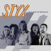 Styx - Best Of Live At The Classic FM Broadcast 1977 (Vinyl)