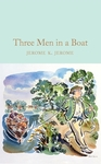 Three Men in a Boat - Jerome K. Jerome (Hardcover)