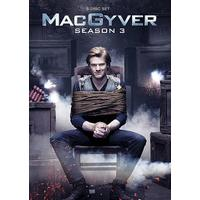 Macgyver: Season 3 (Region 1 DVD)