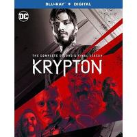 Krypton: Complete Second & Final Season (Region A Blu-ray)