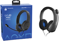 PDP-  Gaming LVL40 Wired Stereo Headset (PS4) - Cover
