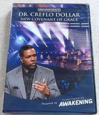 Dr. Creflo Dollar - New Covenant of Grace (DVD) - Cover
