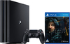 Sony PlayStation 4 Pro 1TB Console + Death Stranding