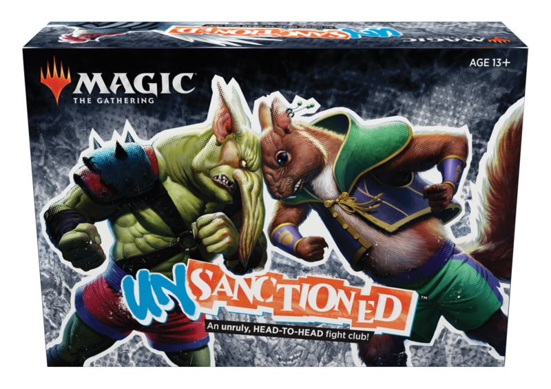 Magic: The Gathering - Unsanctioned (Trading Card Game)