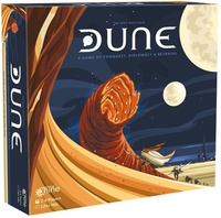 Dune (2019 Edition) (Board Game) - Cover