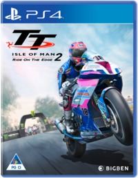 TT Isle of Man - Ride on the Edge 2 (PS4) - Cover