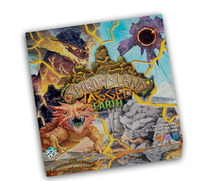 Spirit Island - Jagged Earth Expansion (Board Game) - Cover