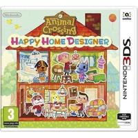 Animal Crossing: Happy Home Designer (3DS) - Cover