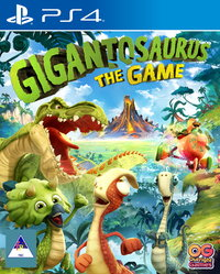 Gigantosaurus: The Game (PS4)