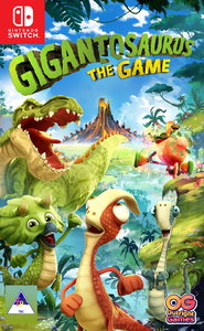 Gigantosaurus: The Game (Nintendo Switch)