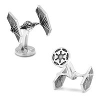 Star Wars - TIE Fighter 3D Cufflinks - Cover