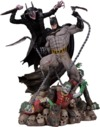 DC Collectibles - Batman - Who Laughs vs. Batman Battle Statue