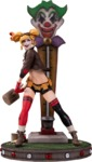 DC Collectibles - DC Bombshells Harley Quinn (Deluxe Version 2) Statue