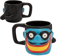 The Beatles - Yellow Submarine Meanie Sculpted Ceramic Mug - Cover