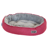 Rogz - Cuddle Oval Cat Pod - Red (Small)