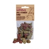 Rosewood - Treat Naturals Apple & Strawberry Bunnies 100g Rosewood