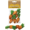 Rosewood - Toy Woodies Play Carrots (Pack of 6)