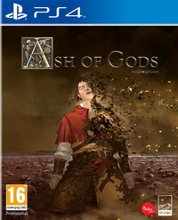 Ash of Gods: Redemption (PS4) - Cover