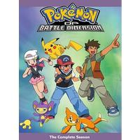 Pokemon the Series: Diamond & Pearl - Battle (Region 1 DVD)