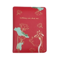 Disney's Mulan - Nothing Can Stop Me - Premium Soft Touch A6 Notebook
