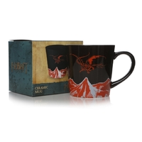 The Hobbit - Smaug Mug (350ml)