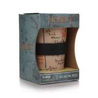 The Hobbit - Map Huskup Travel Mug (400ml)