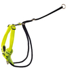 Rogz - Utility Large 20mm Stop-Pull Harness, Dayglo (Large)