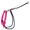Rogz - Utility Large 20mm Stop-Pull Harness, Pink (Large)
