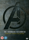 The Avengers Assembled: 4-Movie Collection (DVD)