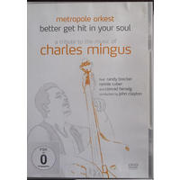 Better Get Hit In Your Soul - Tribute to the Music of Charles Mingus (Region 1 DVD)