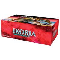 Magic: The Gathering - Ikoria: Lair of Behemoths Single Booster (Trading Card Game)
