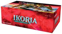 Magic: The Gathering - Ikoria: Lair of Behemoths Single Booster (Trading Card Game) - Cover
